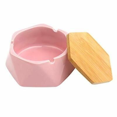 £11.99 • Buy Ceramic Ashtray With Lid For Cigarette