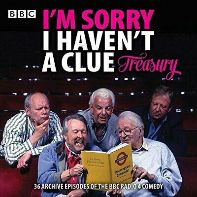 £37.42 • Buy Comedy,bbc Radi-i`m Sorry I Haven`t A Clue (cd) Cd Nuevo