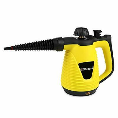 £30.99 • Buy Multipurpose Steam Cleaner HandHeld With 9 Pieces Accessory Kit