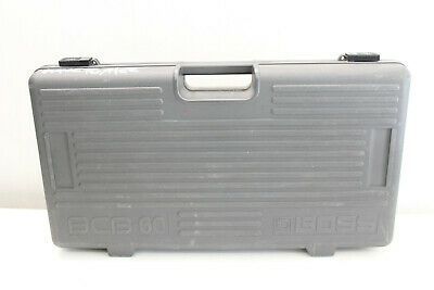 $ CDN75.32 • Buy Boss BCB-60 Pedal Case With Cables Power Supply GUITAR PEDAL BOARD