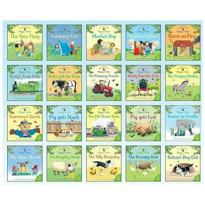 £22.76 • Buy Early Learning Usborne Farmyard Tales 20 Book Collection Set