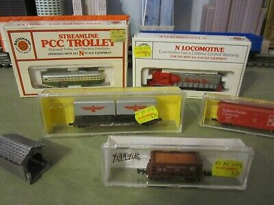 AU41.04 • Buy N Scale Locomotive Trains