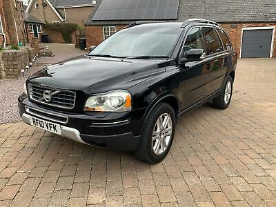 1 OWNER ** Volvo XC90 2.4 D5 SE Lux Premium Pack Geartronic AWD 5 Door 7 Seats • 6,990£