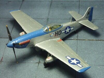 P-51D Mustang 'Petie 2nd' USAAF 1/72 Kit Built & Finished For Display • 4.99£