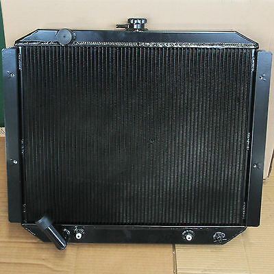AU210 • Buy Aluminum Radiator For Mitsubishi Pajero NJ NK NL 3.5L 6G74 V6 Petrol AT/MT 93-00