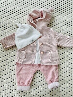 AU19.34 • Buy Baby Girl Clothes 0-3 Months Spring