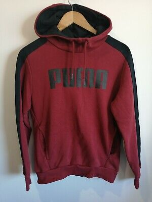 AU38 • Buy Puma Hoodie Adults Small, Like New Condition, Free Post