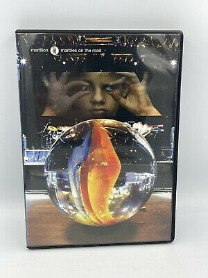 £6 • Buy DVD Musical MARILLION Marbles On The Road Concert Live Version PAL Region 0 Free
