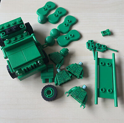 Toy Story Lego - 7595 Army Men On Patrol- Missing Pieces • 5£