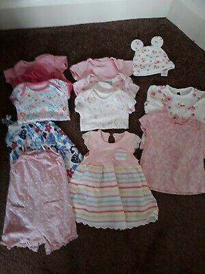 AU5.34 • Buy Baby Girls Clothes Bundle 0 3 Months