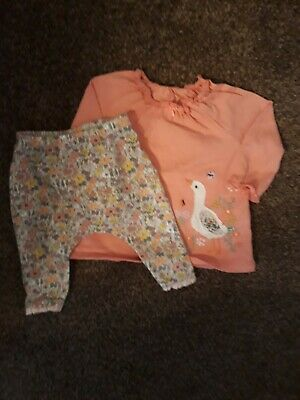 AU2.67 • Buy NEXT Baby Girls Clothes Bundle Outfit 0 3 Months