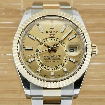 $ CDN27776.11 • Buy Rolex Sky-Dweller 42mm - Unworn Boxed And Papers March 2021