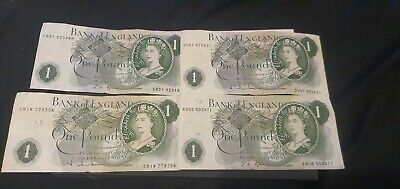 Old English One Pound Note • 3£
