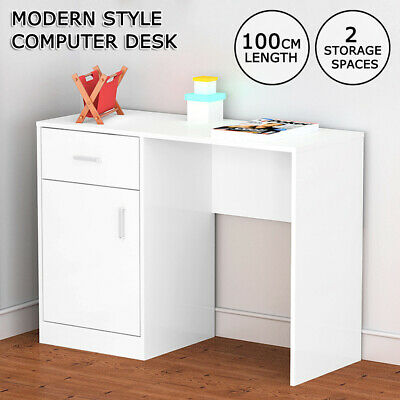 AU59 • Buy Computer Desk Office Table Storage PC Laptop Student Study Writing Home