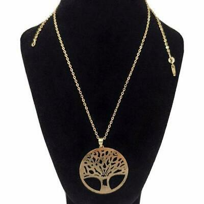 AU389 • Buy Tree Of Life Necklace Solid Gold