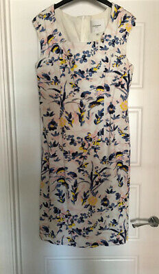 AU21.44 • Buy LK Bennett Size 14 Flower Shift Dress
