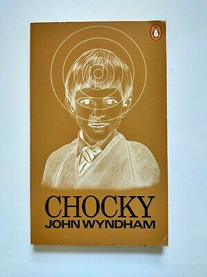 John Wyndham Chocky Penguin Paperback Used Vintage Collectable  • 2.50£