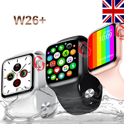 $ CDN48.25 • Buy 2021 Fitness Tracker Smart Watch Make CALL CAMERA Temperature ECG IPHONE ANDROID