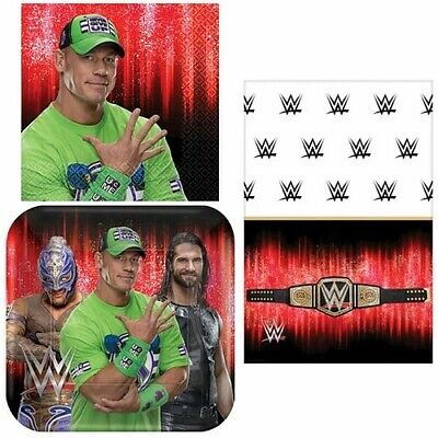 £29.99 • Buy WWE Party KIt For 16 Guests