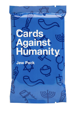 AU24 • Buy Cards Against Humanity Jew Pack