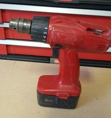 Challenge Xtreme Cordless Drill  PDD2724KGB 7.2V - Untested - Red - No Charger • 0.99£