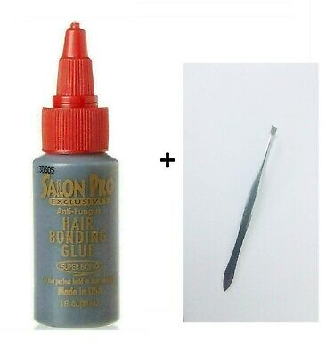 £4.49 • Buy Salon Pro Semi-Permanent Individual Eyelash Adhesive Black Glue 30ml