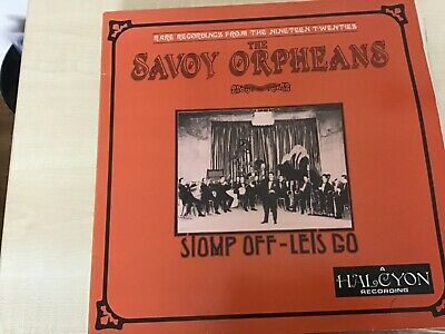 The Savoy Orpheans - Stomp Off Lets Go LP HDL 111 • 0.99£