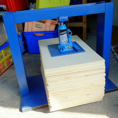 Book Press, Strong Modern Version Of The Old Style Presses. • 10£