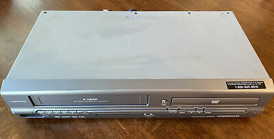 $ CDN100.24 • Buy Magnavox MWD2205 DVD VCR Player Combo Cleaned Heads Remote Inc. -Coaxial Broken