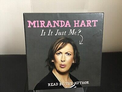 £7.99 • Buy Miranda Hart Is It Me? Audio Book 7 CDs Played Once