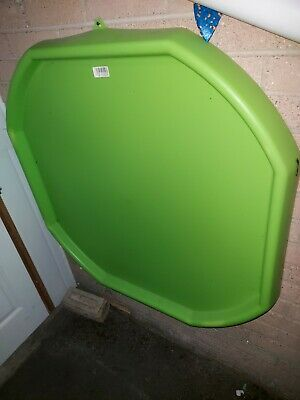 Large Green Mixing Tray Sand Tray Play  • 10£