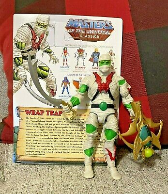 $239.99 • Buy Super7 MOTUC Wrap Trap Masters Of The Universe 100% Complete Classics He-Man