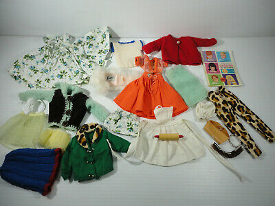 $ CDN39 • Buy Vintage 1960's Barbie Doll Clothing Accessories & Fashion Booklet 4
