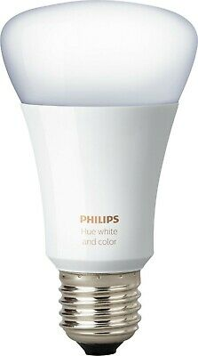 AU48.53 • Buy BRAND NEW Philips Hue White & Color Ambience A19