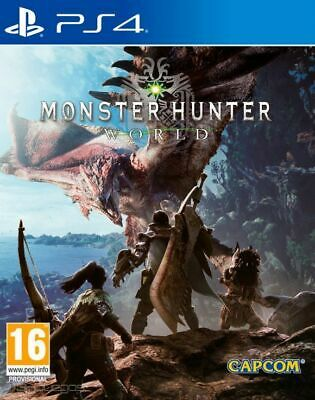 AU12.48 • Buy Monster Hunter World Ps4