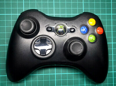 AU20 • Buy Official Microsoft Xbox 360 Wired/Wireless Controller - Black