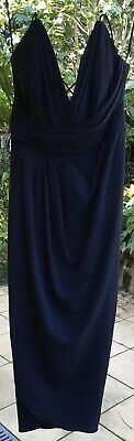 AU12.50 • Buy Forever New Navy Blue Formal Dress Size 6