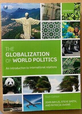 The Globalisation Of World Politics: An Introduction To International Relations  • 5£