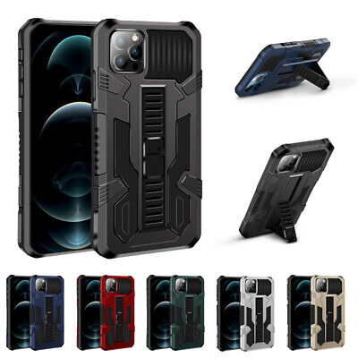 AU9.68 • Buy Case For Apple IPhone 11 12 Pro Max XR Hybrid Heavy Duty Shockproof Armor Cover