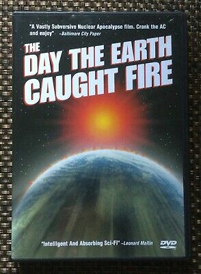 £8.99 • Buy The Day The Earth Caught Fire Dvd - 1961 B&w Film - Anchor Bay - Region 1