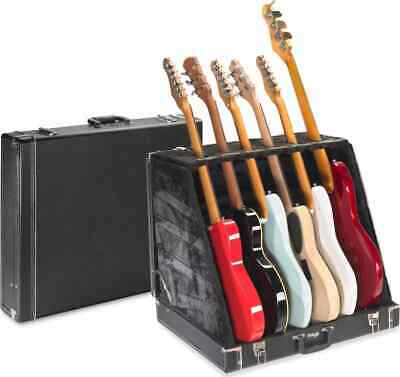 $ CDN217.77 • Buy Universal Guitar Stand Case For 6 Electric Or 3 Acoustic Guitars
