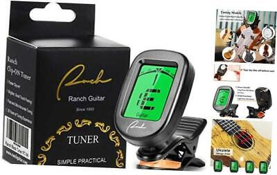 $ CDN14.98 • Buy  Guitar Tuner Clip On Professional For Acoustic/Electric Guitar, Black Tuner