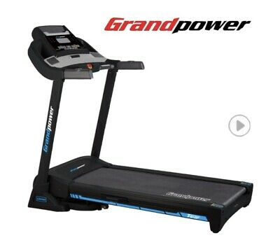 AU550 • Buy Treadmill Grand Power T1700 Get FREE Lubricant Kit & Instruction Manual Included
