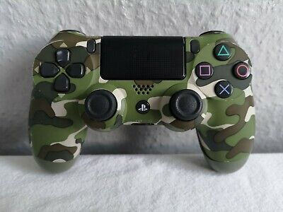 AU54.09 • Buy PS4 Official Controller Green Camouflage Camo