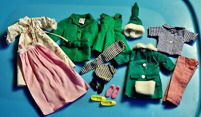 $ CDN30 • Buy HUGE LOT Vintage Barbie SKIPPER Size Clone British Colony Of Hong Kong OUTFITS