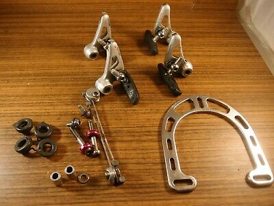 $60 • Buy 1989 Cantilevers Brakes Shimano Deore XT BR-M732 VIA Japan + Booster