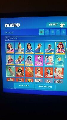$ CDN900 • Buy FN Account 🔥 650$ IN EARNINGS + OG SKINS (Travis Scott And More)