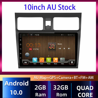 AU245 • Buy 10in 32G For Suzuki Swift 2005-2016 Car Stereo GPS Navigation Android 10 FM BT