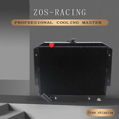 AU250 • Buy 2R Aluminum Radiator For Mitsubishi Montero Pajero NH NJ NL NK 3.0L V6 1991-1998