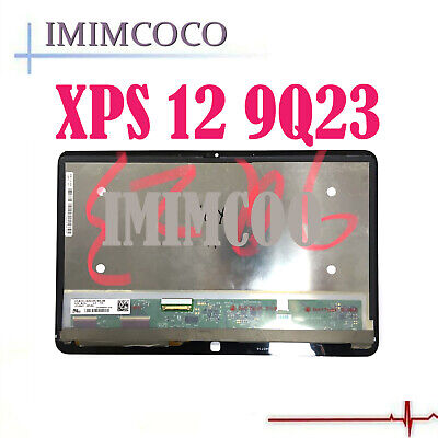 $ CDN199.64 • Buy For Dell XPS 12 9Q23 Touch LCD Screen Display Panel Assembly LP125WF1 SP E2 NEW